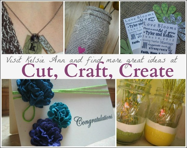 CUT CRAFT CREATE