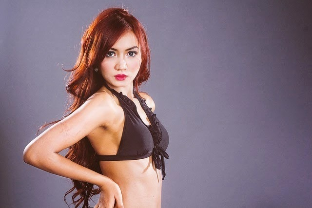 #3 Foto Hot & Seksi Model IGO Ria Bebong