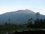 Slamet as seen from Bambangan (Andy Dean, May 2011)
