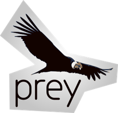 Track laptop with Prey