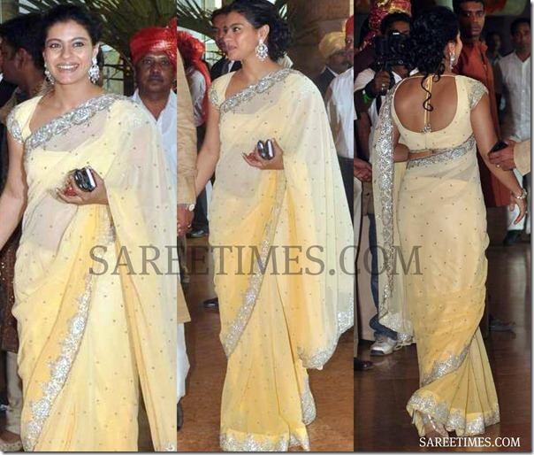 Kajol_Embroidery_Shimmer_Saree
