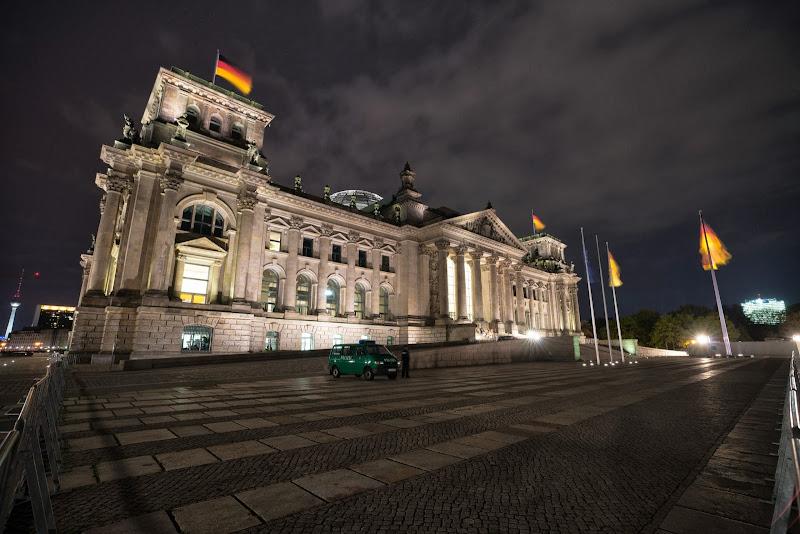 Немецкие полицейские не дремлют