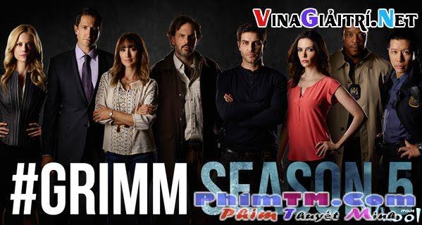 Xem Phim Săn Lùng Quái Vật Phần 5 - Grimm Season 5 - phimtm.com - Ảnh 1