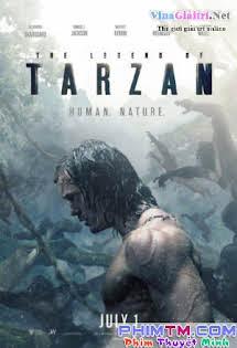 Huyền Thoại Tarzan - The Legend of Tarzan Tập HD 1080p Full