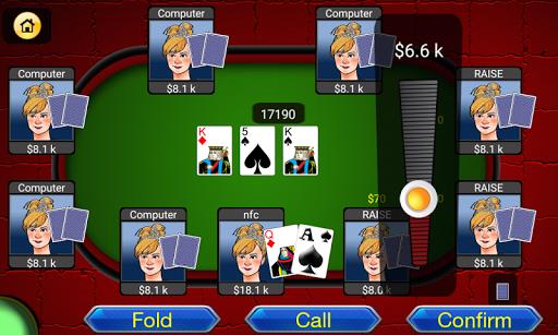 Poker Offline - screenshot