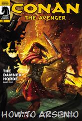 Actualización 05/04/2015: Conan el Vengador- Zur en las traducciones y Descargas69 en las maquetas, nos traen Conan el Vengador #11.