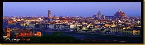 Firenze e il Fiume