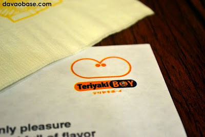 Teriyaki Boy at Abreeza Mall