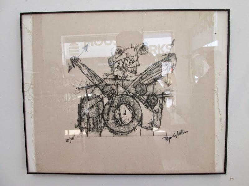 Roger Clark Miller Print