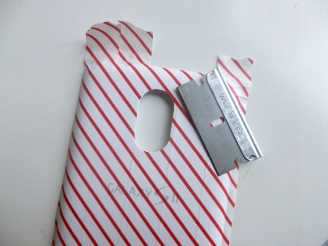washi tape phone cover 6