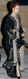 Lalla Salma - Outfit