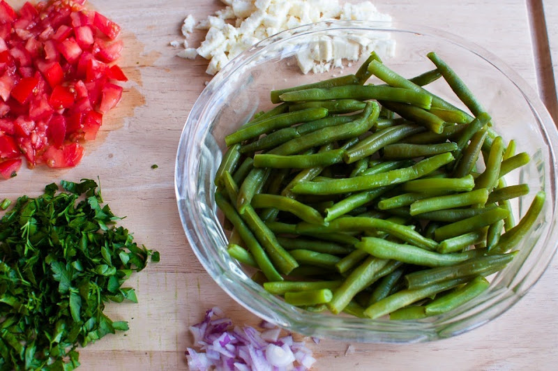 green bean salad GF-1841