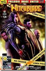 P00010 - Witchblade #131