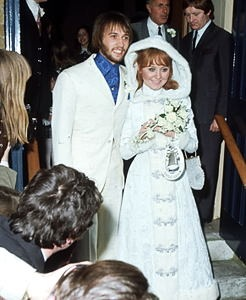 Maurice Gibb and Lulu