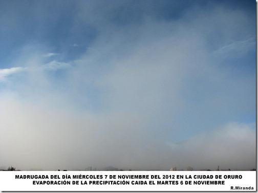 Evaporación de la humedad contenida en la superficie-Ciudad de Oruro-R.Miranda_Laquinua.blogspot.com