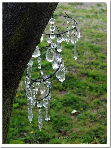 Kristalldekorationer uteVATTENMÄRKE