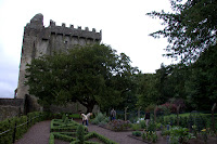 Poison garden at Blarney castle