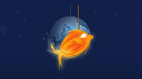 firefish logo photoshop