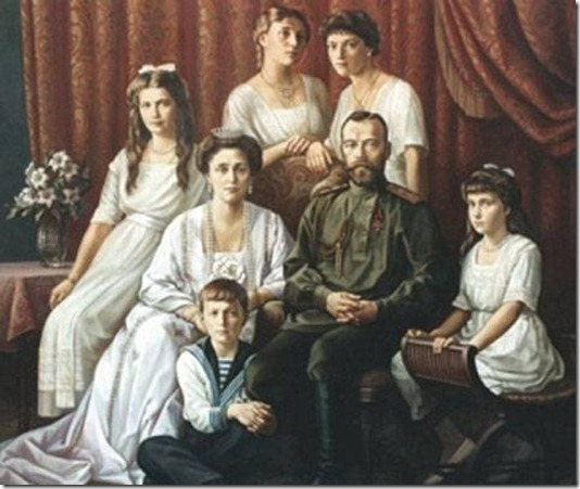 Romanovs-family2