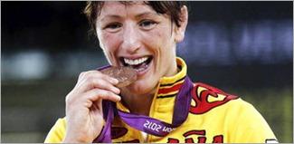 Maider Unda, medalla de Bronce en lucha libre