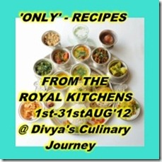 Only Royal Cooking