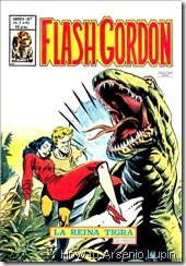 P00026 - Flash Gordon v2 #43