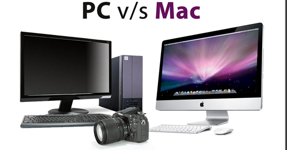 a comparison between macs and pcs Comparing prices: mac pro versus pcs by dan frakes (if you're looking to find all the technical differences between the two, good luck.