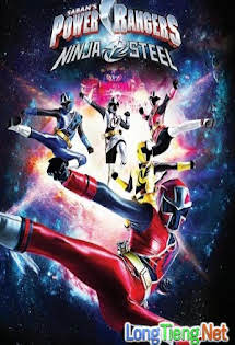Siêu Nhân Ninja: Đối Đầu Với Những Chiến Binh Vũ Trụ - Power Rangers Ninja Steel