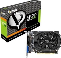Palit NVIDIA GeForce GTX 650 2GB GDDR5 Graphics Card Price