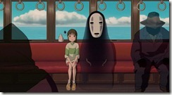 Spirited Away Train Ride