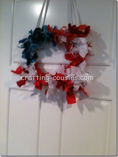 Patriotic Wreath (4)