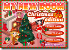 Jogos de Natal/My New Room - Christmas Edition