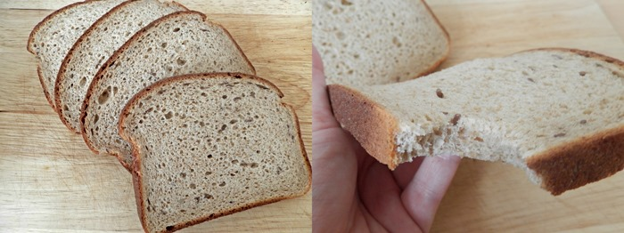 Dr Zaks High Protein Bread review 3-tile