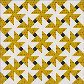 Double Spin Quilt