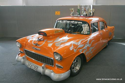 2008 classic car show