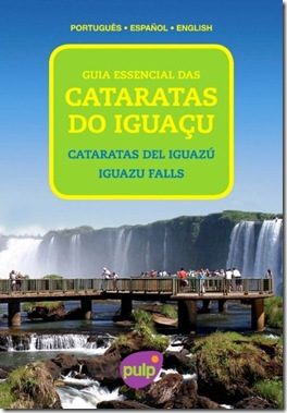 guia da editora pulp cataratas do Iguaçu