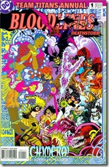 P00018 - Annual 22)Team Titans #1