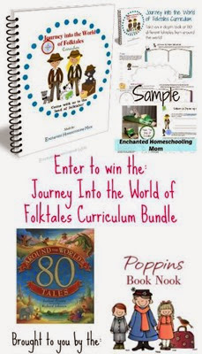 Poppins Book Nook Giveaway
