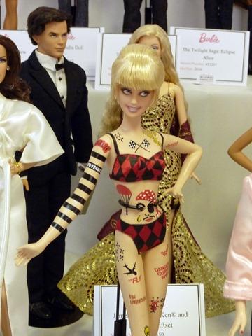 Madrid Fashion Doll Show - Barbie Goldie Hawn