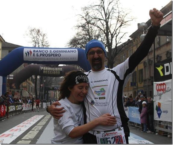 arrivo reggio Marathon2