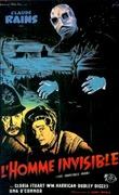 affiche-L-Homme-invisible 1933