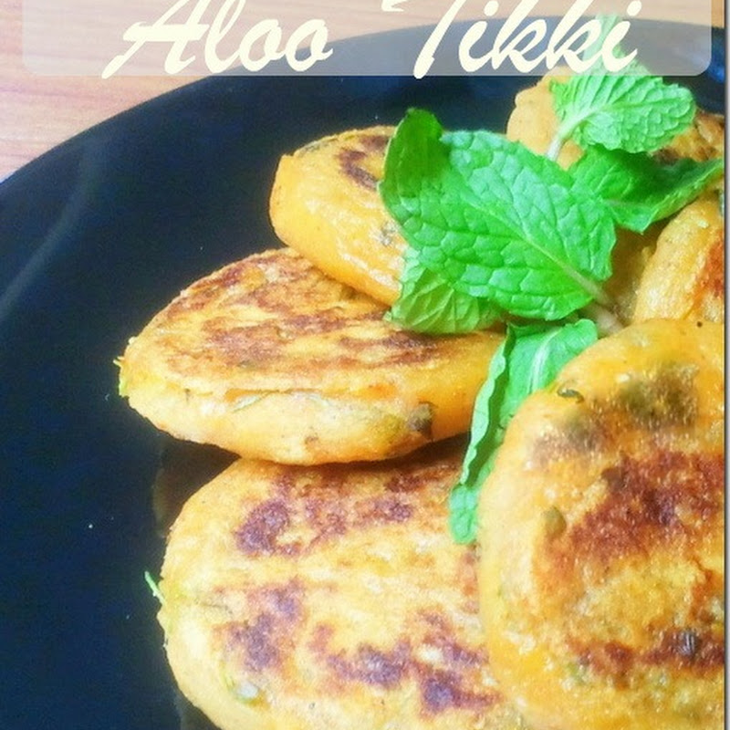 Eid Ul Adha Mubarak with Aloo Tikki | Potato Patties Recipe | Chaat Recipes