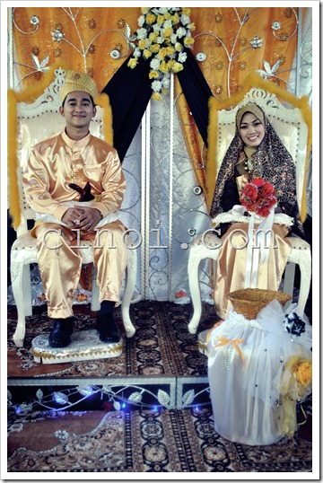 Sabri kahwin Norma 1