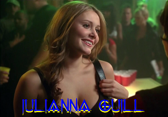 18 Julianna Guill