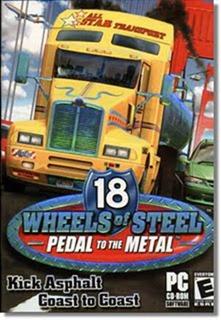 Juegos de camiones 18WOS Pedal to Metal