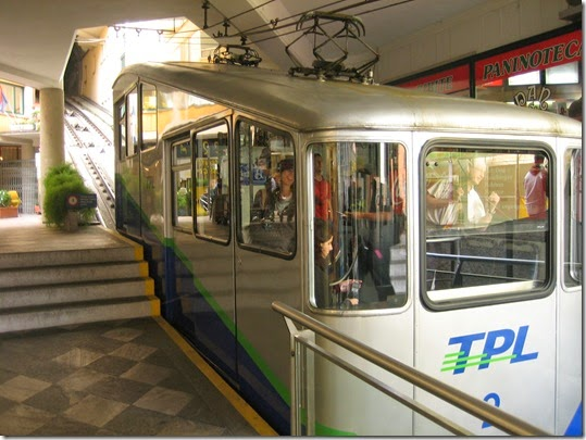 Funicular to the Train 01