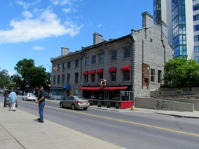 1306038 Jun 03 Old Buildings In Kingston