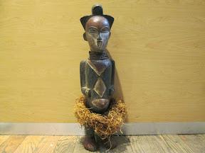 Punu African Sculpture