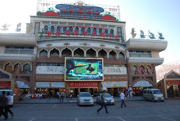 Urumqi - Près Bazar Erdaoqiao