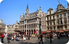 brussels as best place to travel